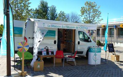 Rendez-vous le 19 mai : la Maison Eco'Mobile place Nansouty