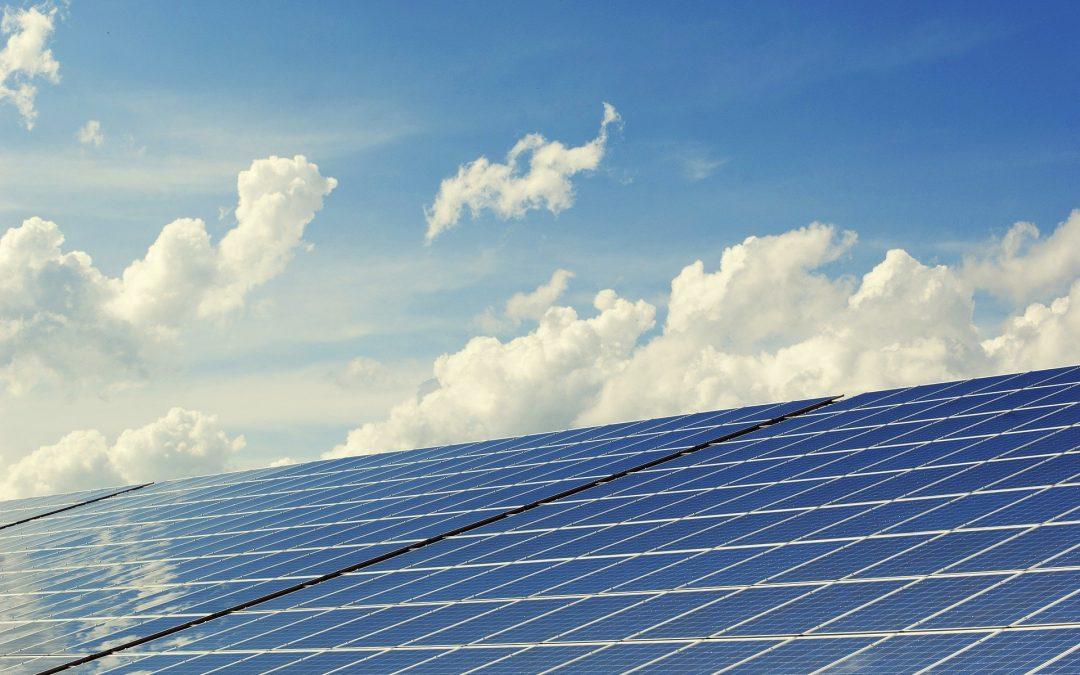 Visites du site photovoltaïque de Brach