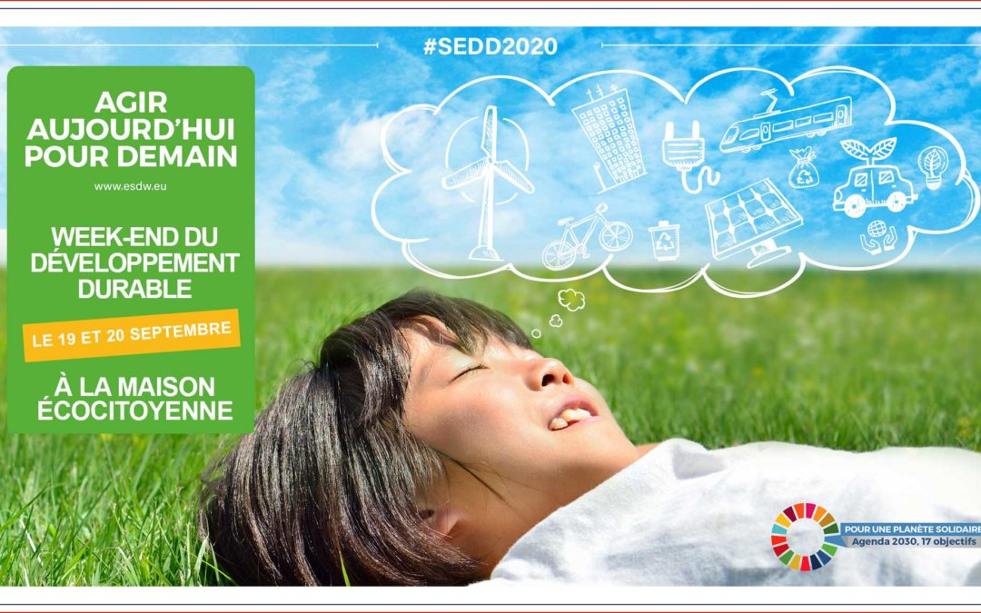 Week-end du Développement Durable les 19 & 20 septembre à la Maison Eco-citoyenne de Bordeaux