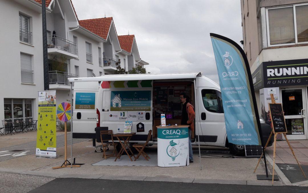 Programme de la Maison Eco'Mobile