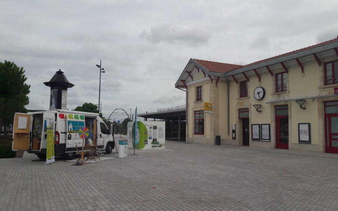 La Maison Eco'Mobile le dimanche 30 août, à Castelnau-de-Médoc