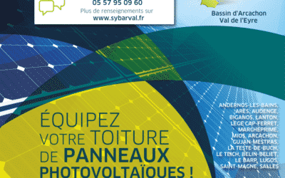 Permanences solaires SYBARVAL 2021