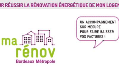 Rénovation énergétique : plusieurs webinaires à venir