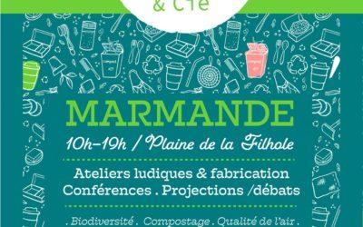 Festival Récup' & Cie les 5 et 6 juin à Marmande