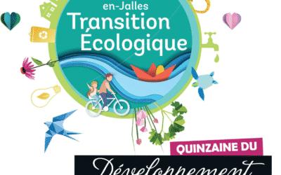 Quinzaine du développement durable : stand eau le 05/06 à Saint-Médard-en-Jalles