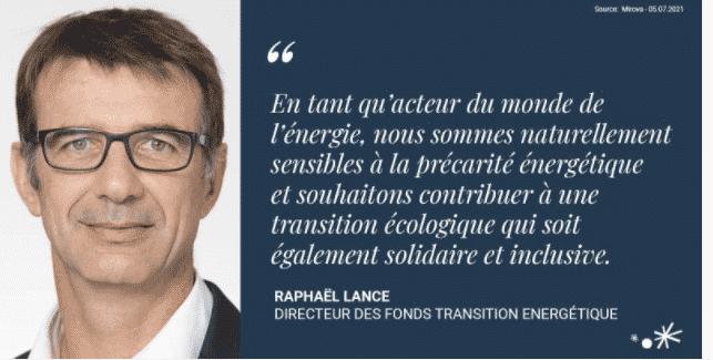 """Le CREAQ, parmi les 8 sélectionnés de l'appel à projet """"Agir contre la précarité énergétique"""""""